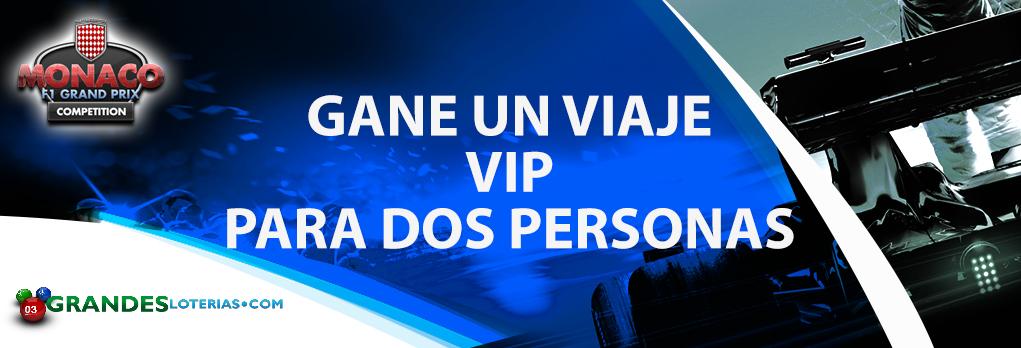 Gane un viaje VIP a Monaco F1 2014 con Grandes Loterias