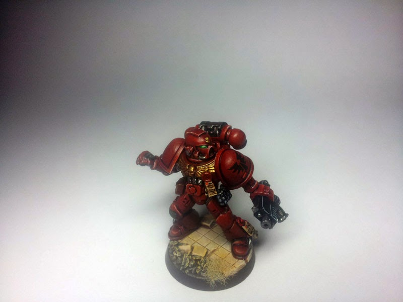 BLOOD ANGELS - WARHAMMER 40000 1-4