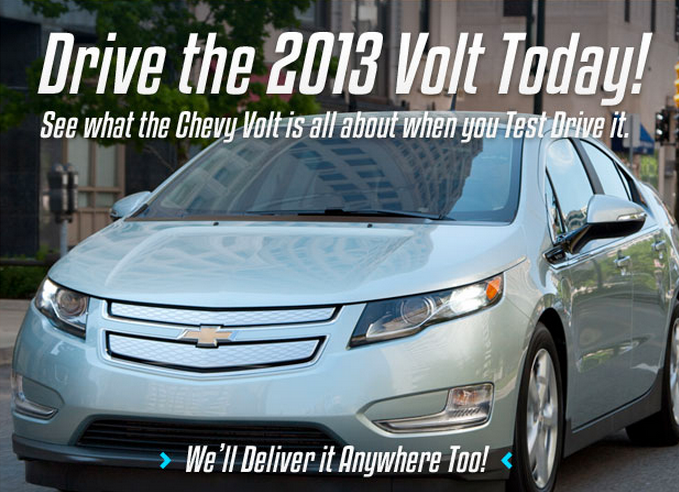 Facts About The Chevy Volt
