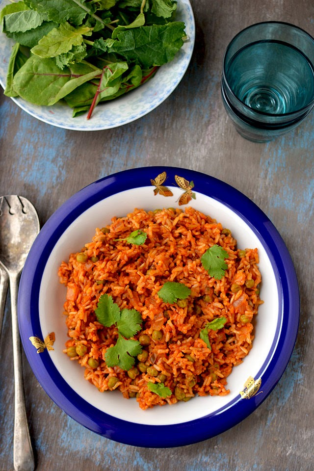 African Tomato Rice