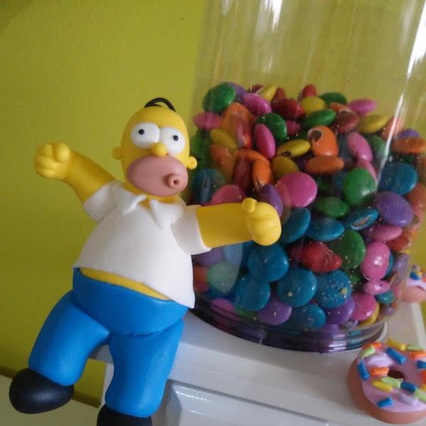 Baleiro do Homer Simpsons