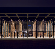 DAVID CHIPPERFIELD AT NEUE NATIONAL GALERIE