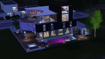 Modern House for Diva 14