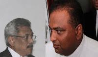 Concedes giving false proof to spare Gota