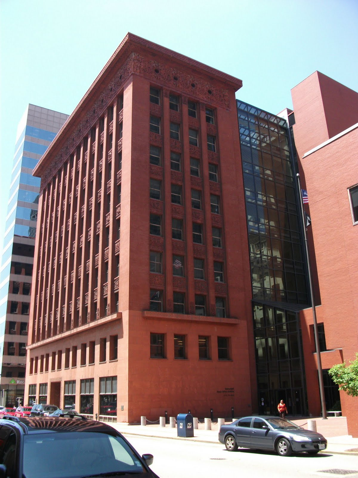 Louis Sullivan Tall Office Buildings