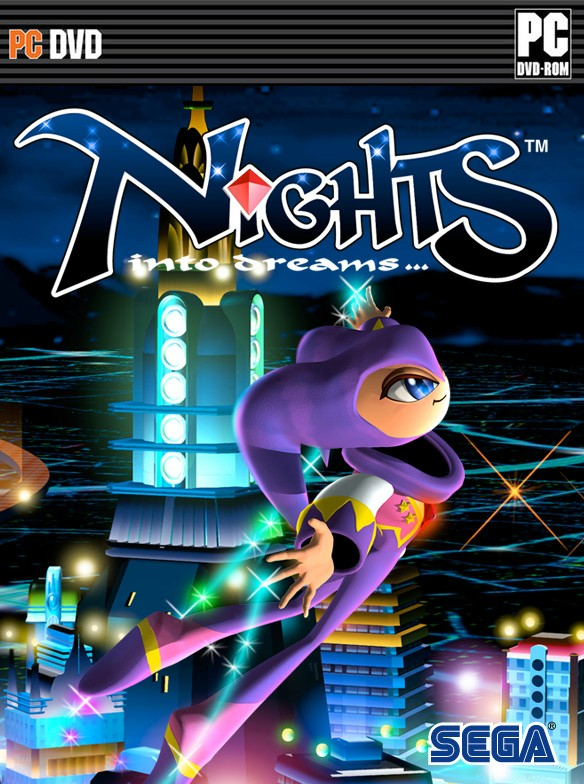 NiGHTS Into Dreams - FLT