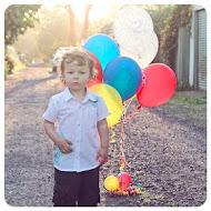 Balloons & Sun Haze