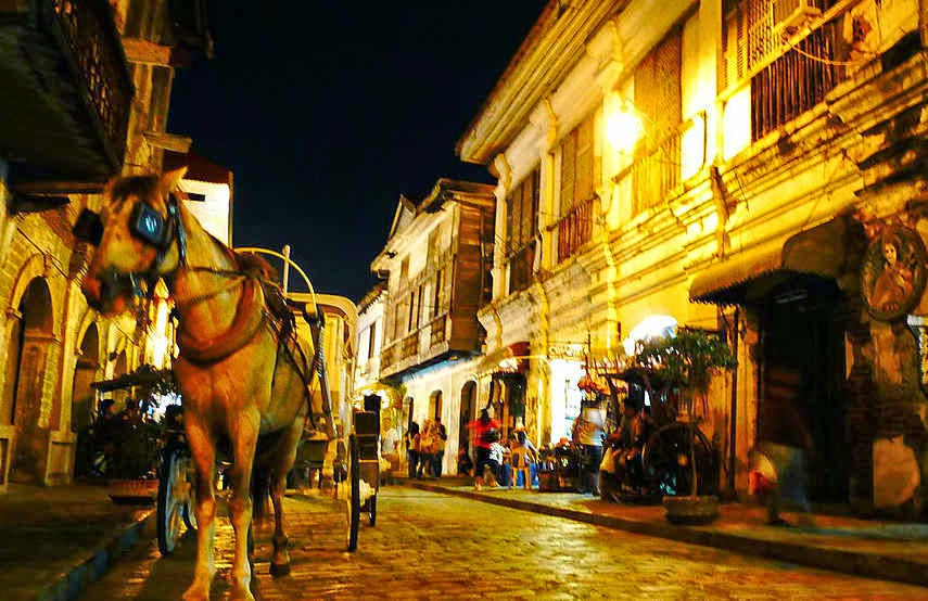 Vigan New7Wonders Cities