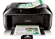 Canon PIXMA MX522 Driver Free Download