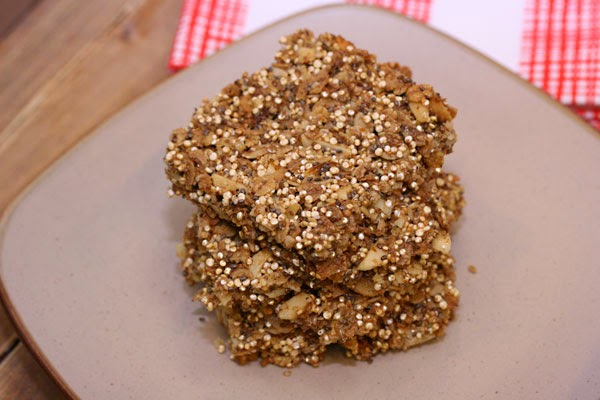 Energy Bar with Chia Seeds