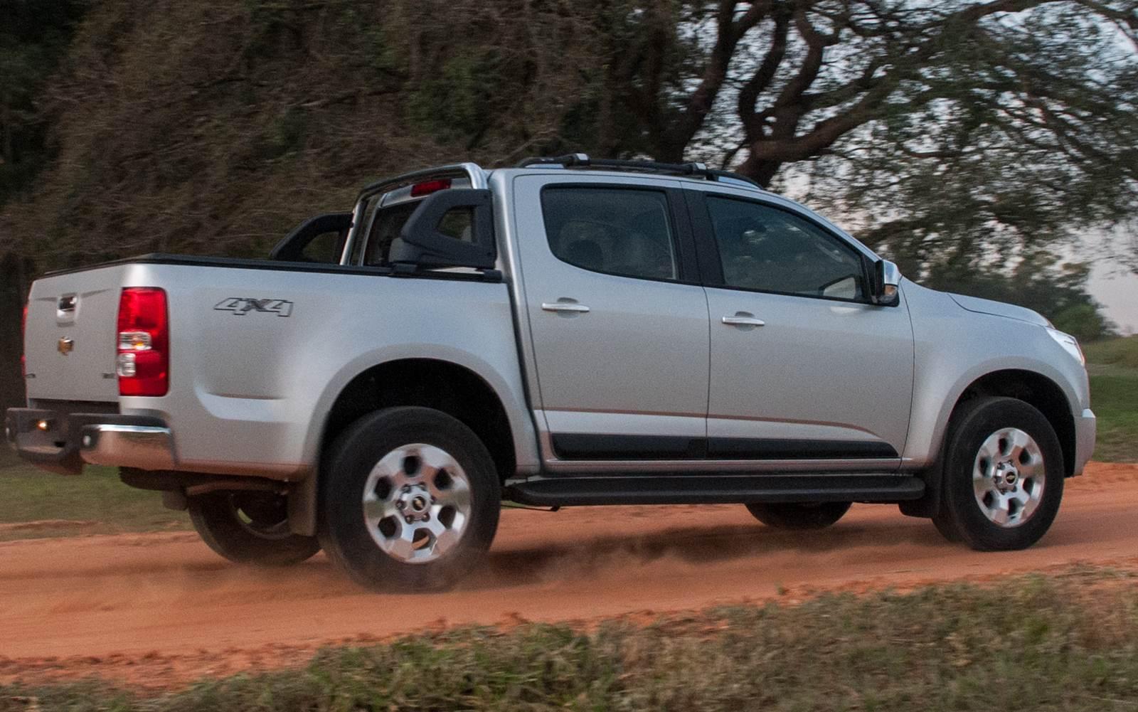 Chevrolet S-10 2.5 2015 Cabine Dupla Flex