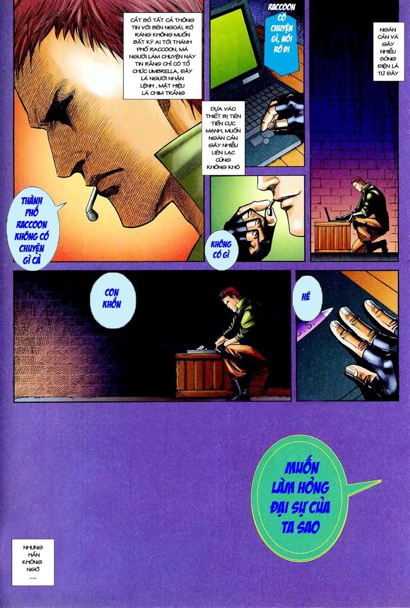 Resident Evil 3 chap 4 - Trang 32