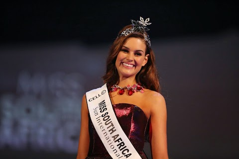Miss South Africa 2014