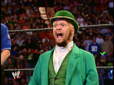 Hornswoggle-WWE HD WALLPAPERS Hornswoggle