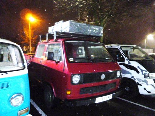 Kevin has recently purchased a roof top tent which he needs to sleep in when he goes away. These roof top tents are brilliant and can be & My 1969 VW Microbus: Outcast VW Club monthly meet.