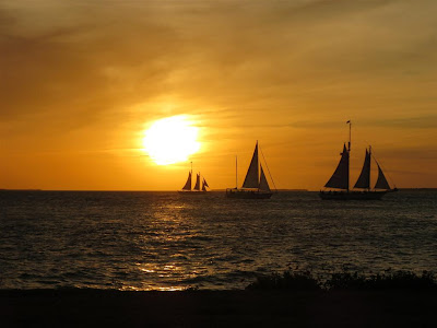 Suset at Key West Photo / Wallpaper