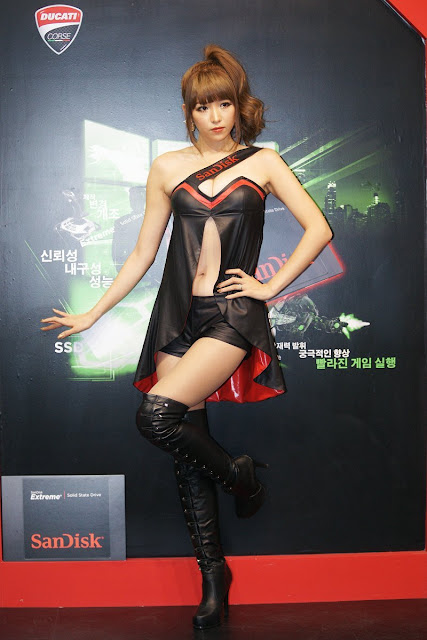 2 Lee Eun Hye at G-STAR 2012-Very cute asian girl - girlcute4u.blogspot.com