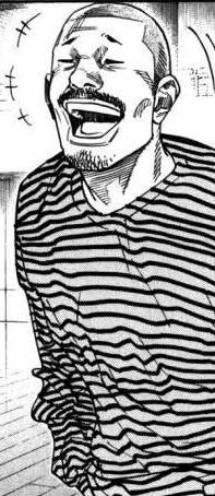 Hanamichi se corta el pelo