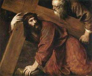 Vendredi Saint - Croix - DPTN - Simon de Cyrène - Christ