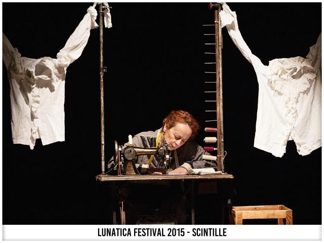 Scintille - Filanda di Forno - Lunatica Festival 015 - Laura Curino