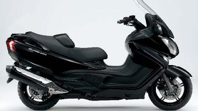Motor Suzuki Terbaru 2013