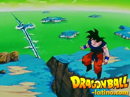 Dragon Ball Z capitulo 91