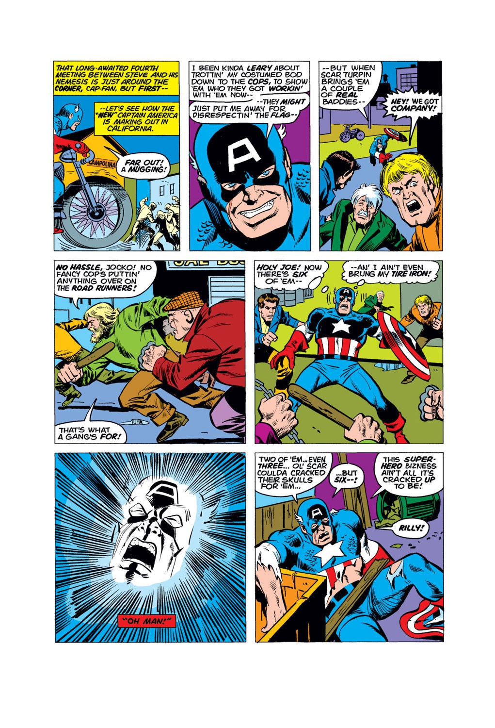 Captain America (1968) Issue #179 #93 - English 14