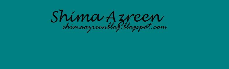Shima Azreen