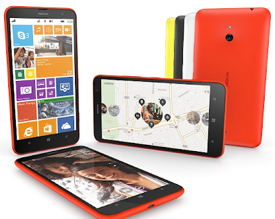 Nokia Lumia 1320 in Chinese Retail Stores