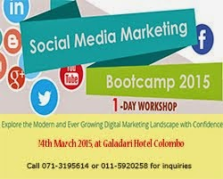 Social Media Workshop - Colombo