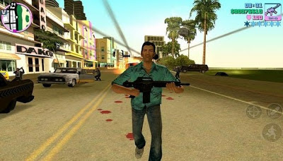 Gameplay GTA Vice City Rip Version