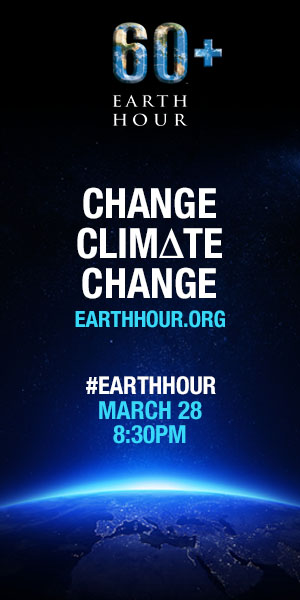 Earth Hour 2015 is coming