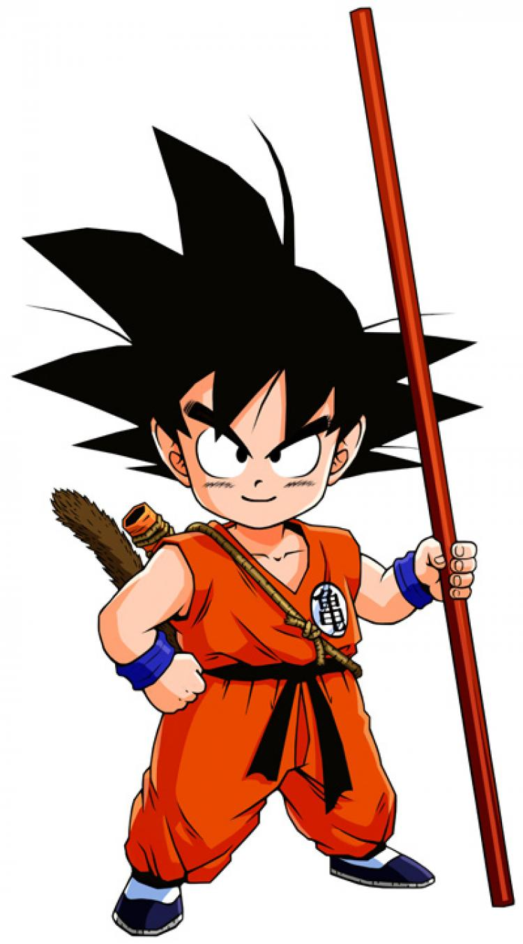 Laladanilela dragon ball - Dragon ball z goku son ...