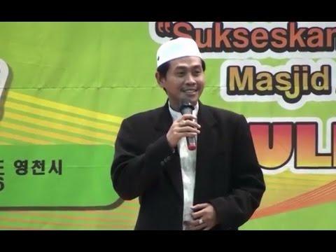 Ceramah Luar Biasa Di Korea Selatan - KH ANWAR ZAHID
