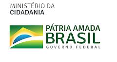 Site do Ministério da Cidadania