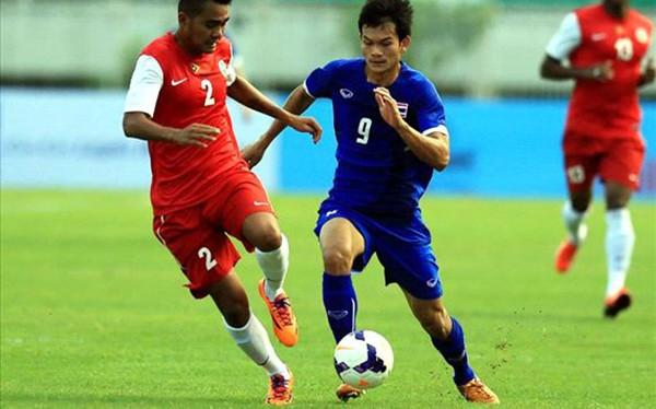 Kèo thơm dự đoán U23 Thái Lan vs U23 Indonesiar