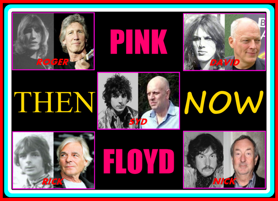 Pink Floyd Now and Then