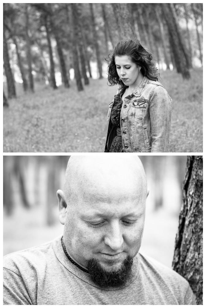 El Diván Azul: preboda María y Luis