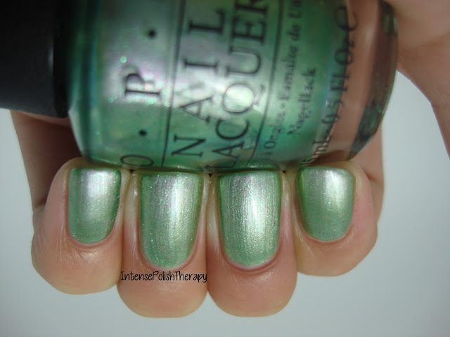 OPI - Visions Of Georgia Green