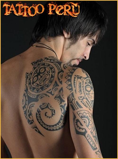las mejores Fotos de Tatuajes, Diseños de Tatuajes y variedad de Tattoos. También encontrarás Catálogos de Tatuajes y Tribales 01_tribales_incaicos