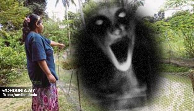 Tempat pembuangan sisa abu 4 mangsa pembunuhan kejam berhantu