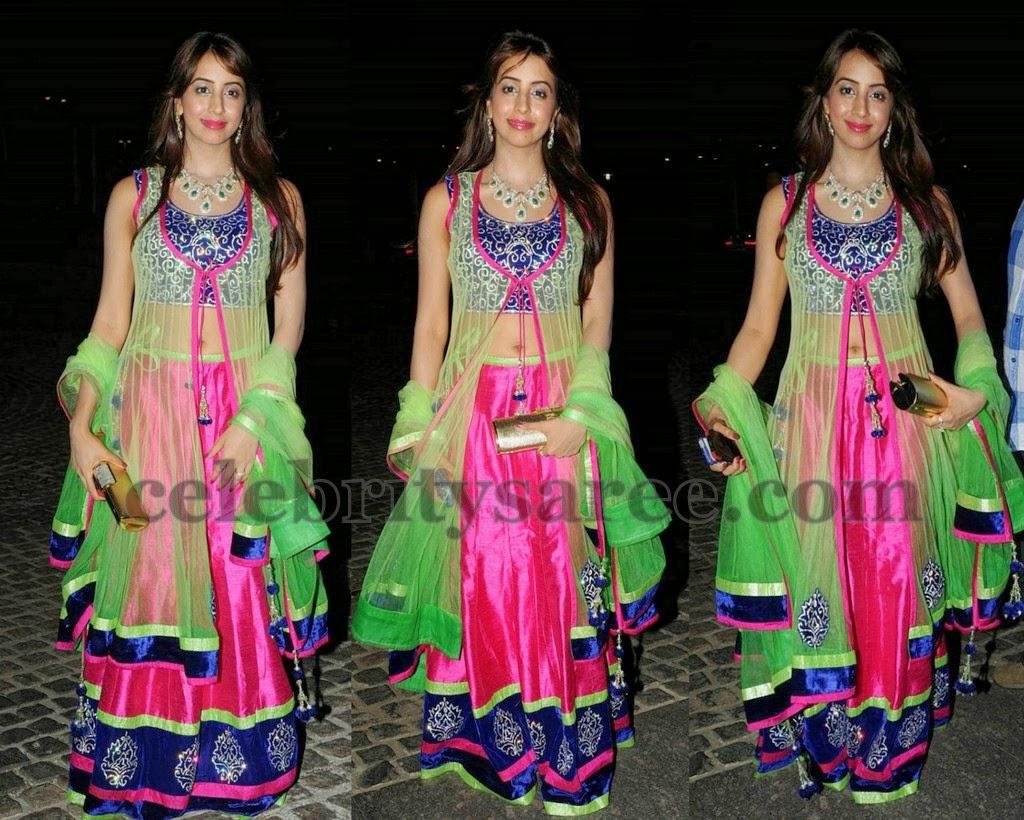 Sanjana Classy Long Salwar
