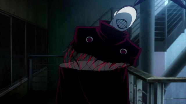 kemampuan regenerasi noro tokyo ghoul