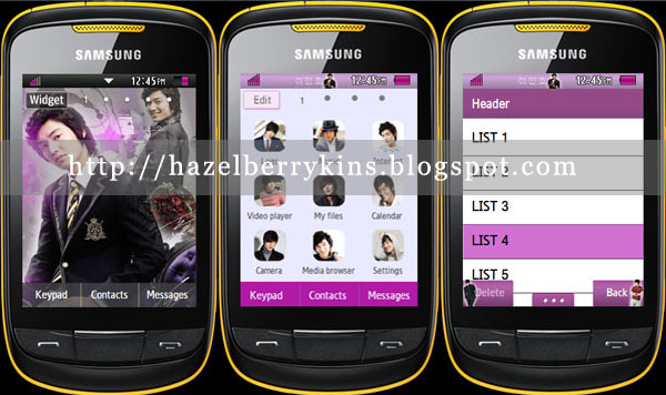 Click here to download theme (482.9 kb)