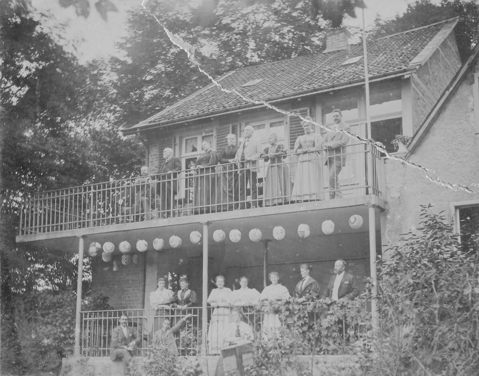 weinort k nigswinter dollendorf 1890 1928 haus r denet. Black Bedroom Furniture Sets. Home Design Ideas