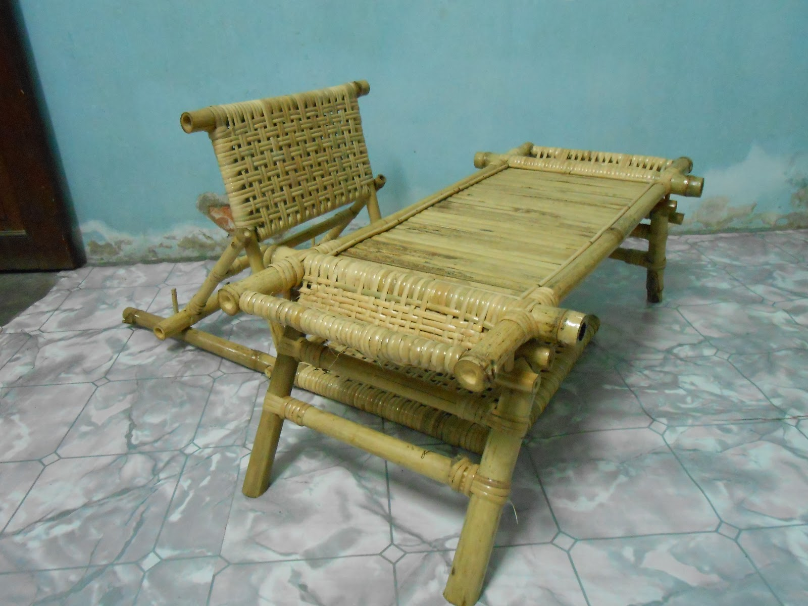 Fold Able Bamboo Set