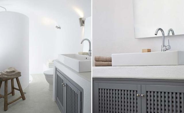 lavamanos exento