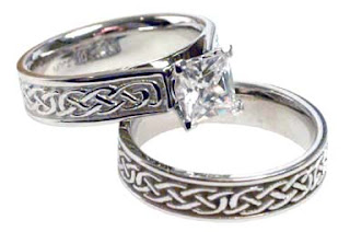 celtic engagement rings picture