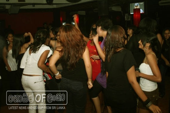 Colombo Night Club Girls Nightlife