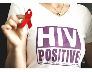 hombres y mujeres con sida: